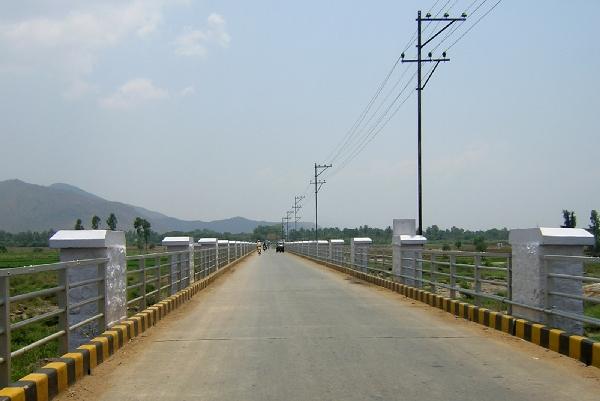 Ride to Shivanasamudra
