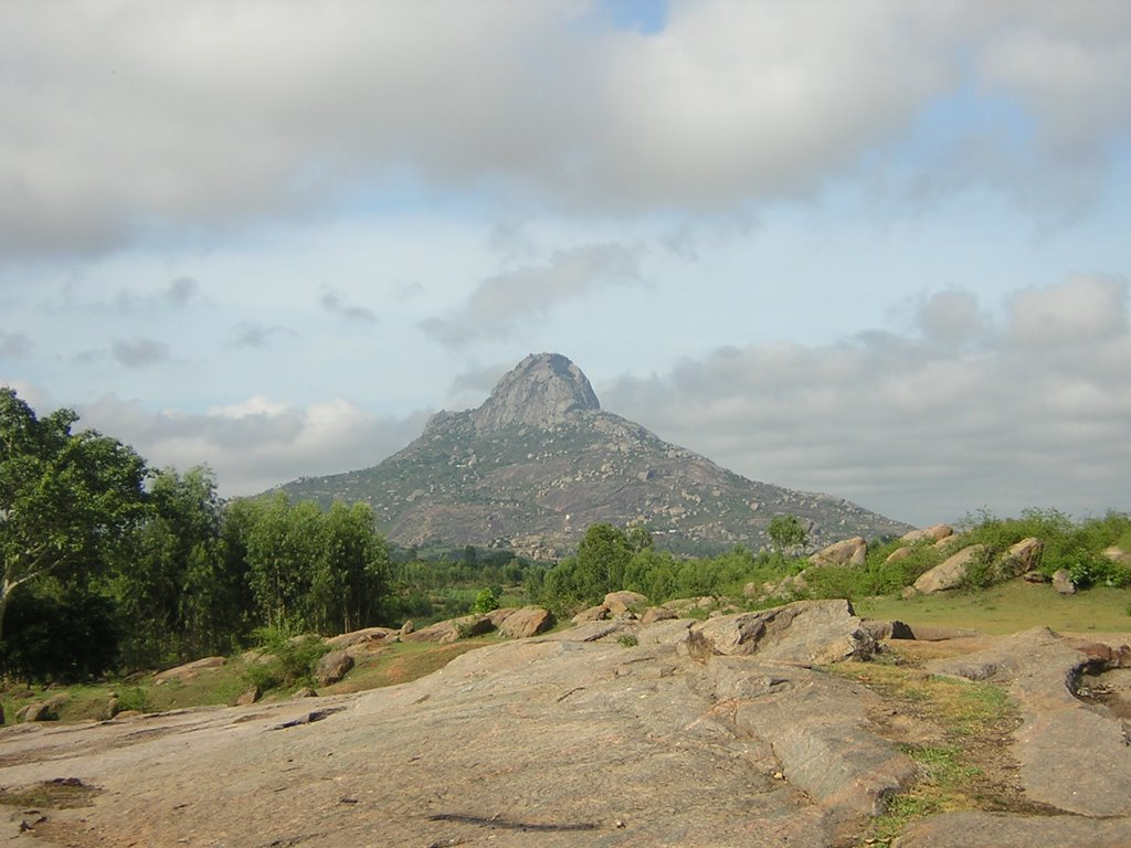 Ride and Trek to Shivagange