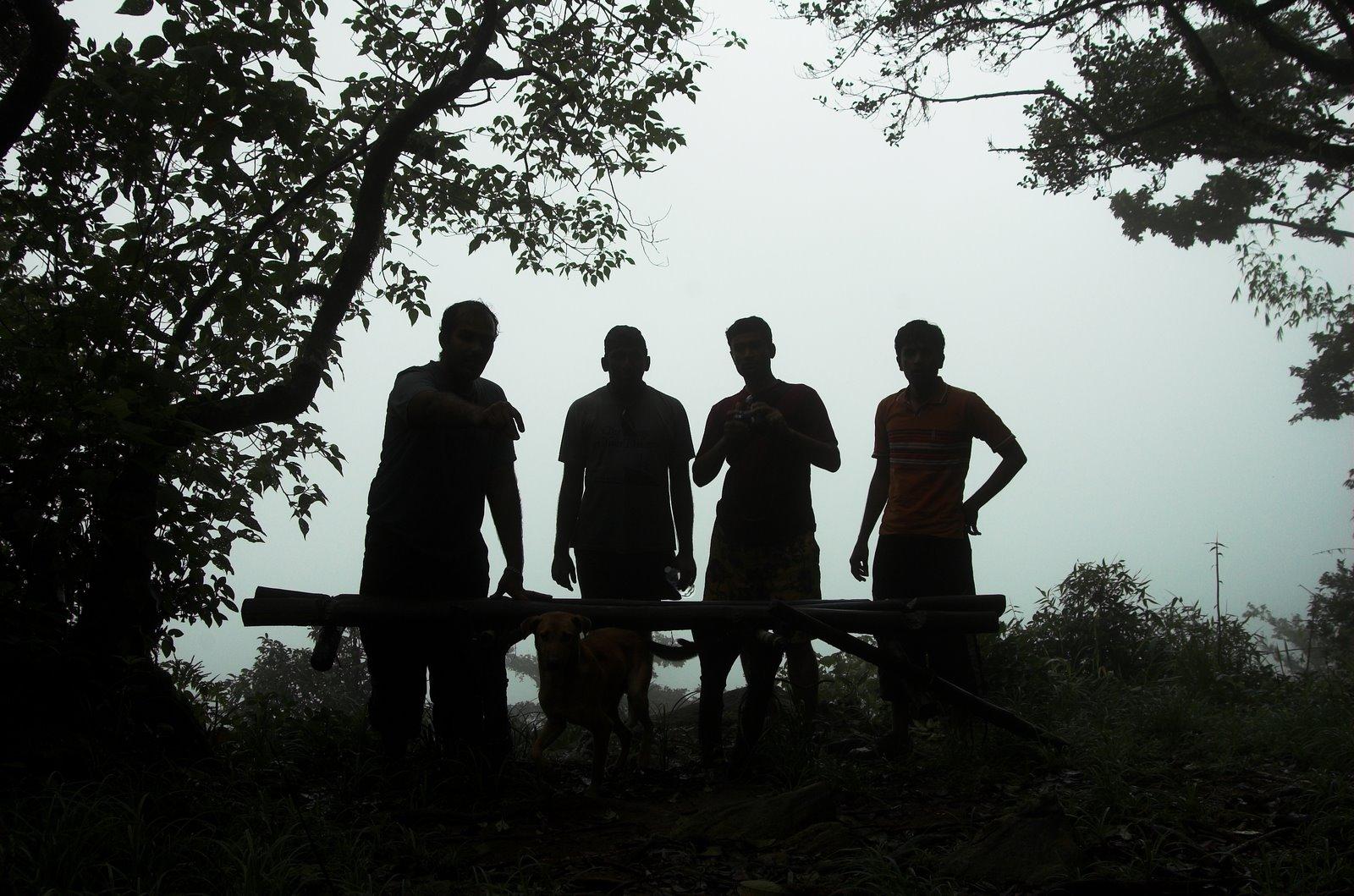 Unfinished trek to Kumara Parvata
