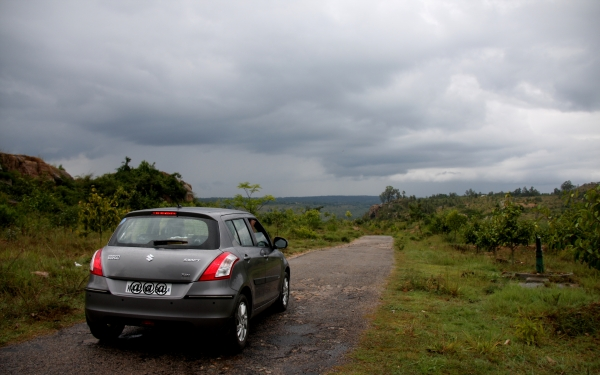 PAYANIGA - A Rainy Afternoon in Melukote
