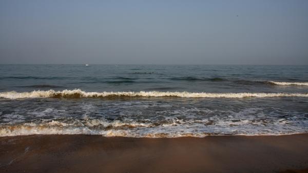 Dombe beach- Arabian sea