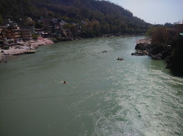 Sightseeing around Haridwar and Rishikesh by Gowrav Shenoy